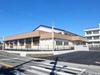 富士市立吉原第二中学校 体育館