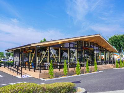 タリーズコーヒー 富士市中央公園店